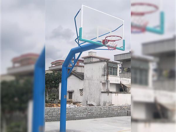 220圆管焊接篮球架