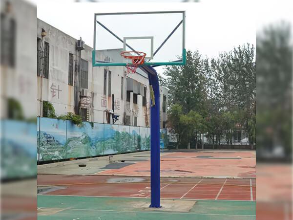 220一次成型圆管篮球架