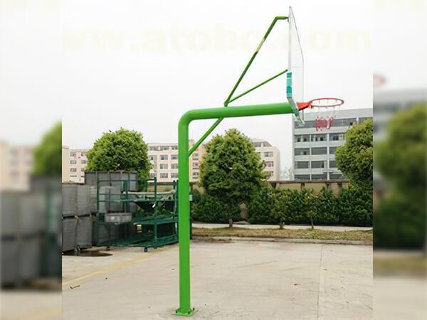 165一次成型篮球架