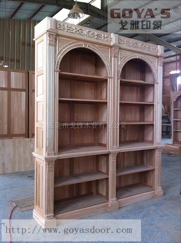 原木衣柜,原木天花,原木酒窖,实木家具,原木花窗,原木书柜,原木哑口套