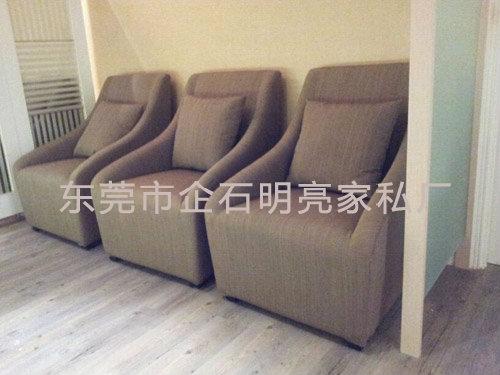 單人沙發D032