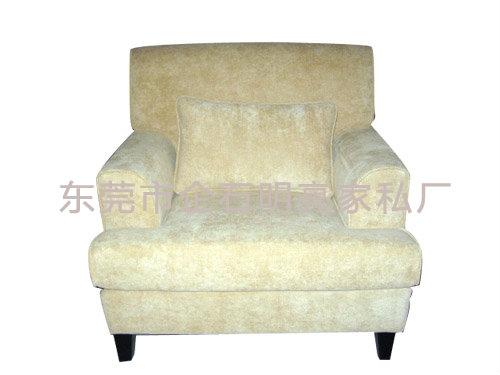 單人沙發D035