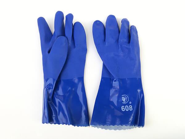 舒意608防油防滑劳保手套