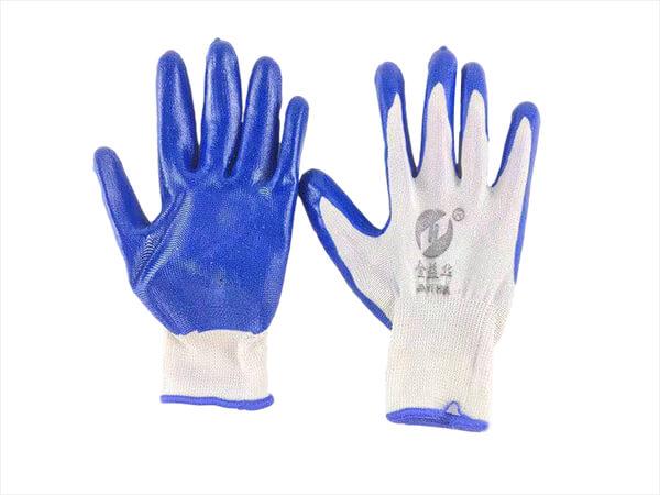 丁晴乳胶浸塑手套