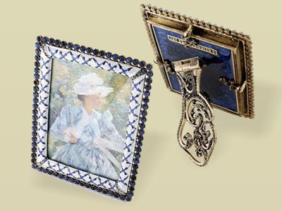 東莞金屬相框擺件 相框相架 金屬擺件 花卉系列相框擺件 亮美工藝飾品