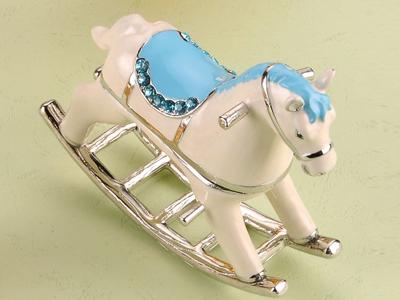 東莞金屬珠寶首飾盒 珠寶盒 動物首飾盒 動物系列木馬首飾珠寶盒 亮美工藝飾品有限公司