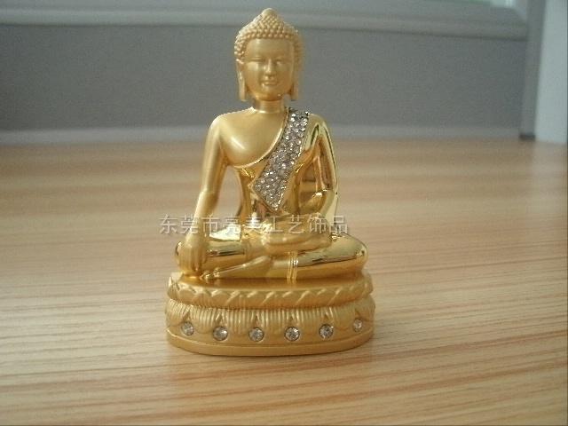 供應金屬地藏菩薩等宗教工藝品 旅游紀念品