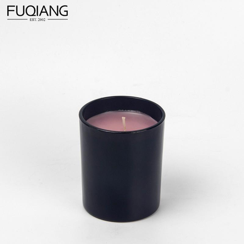 手工工艺杯装蜡烛
