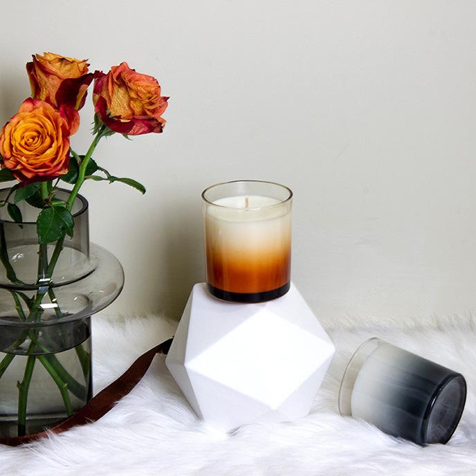 除异味香薰蜡烛杯