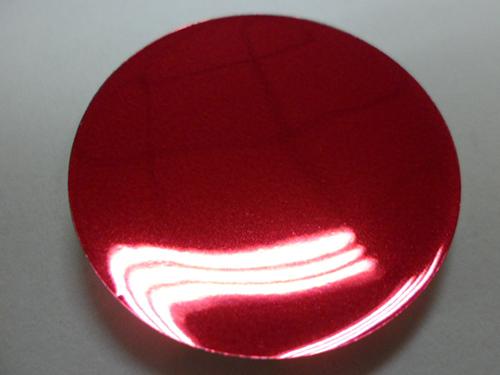 奇韵唛拉PET材料锅底帽17-74红色