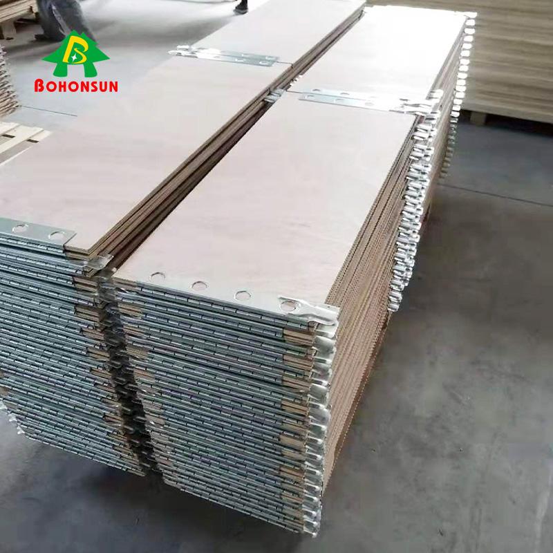 免熏蒸折叠木箱制造厂_柏森包装_无污染_防虫_机器设备_包装