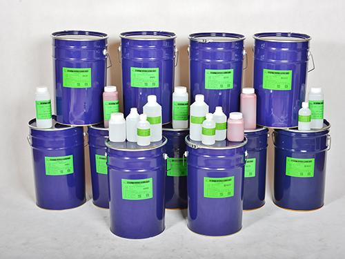 各类移印硅胶生产销售