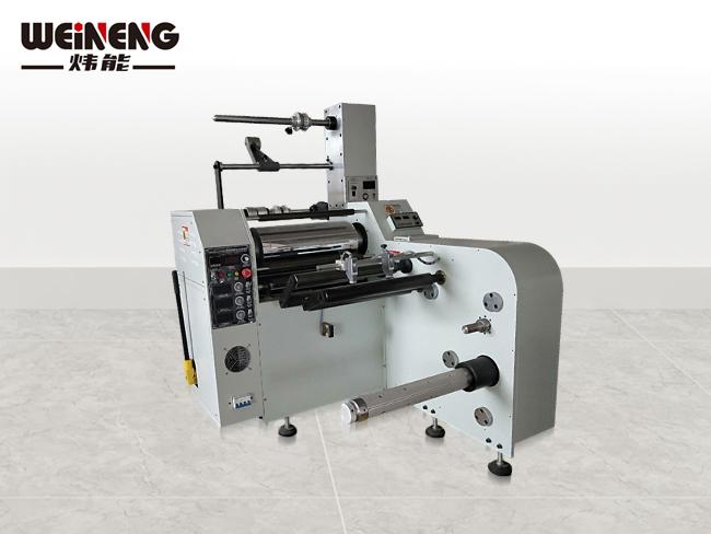 XHM500H-J D型 收底紙覆膜機