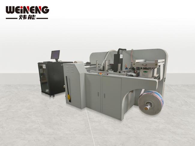 PMF-450D 高速覆膜噴碼平臺