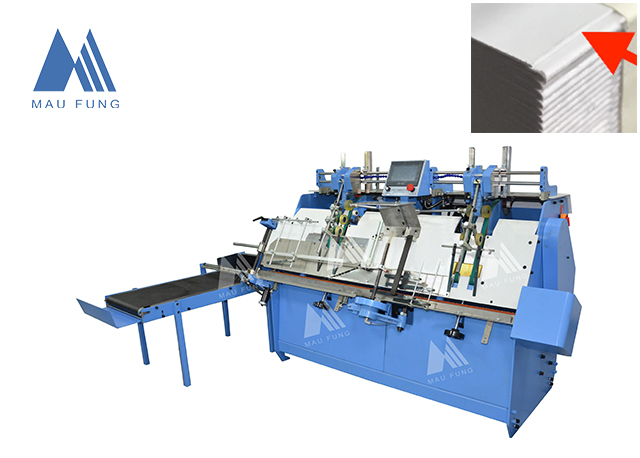 高速套頁貼襯紙機 MF-EIM450