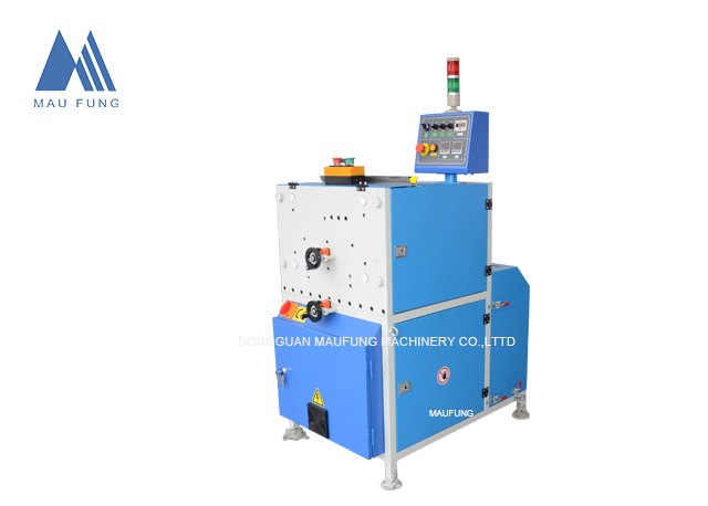 精裝書本壓平壓槽機 MF-PCM560EV