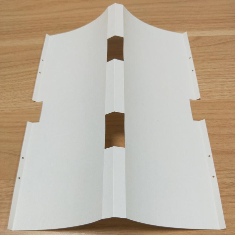 多邊形芳綸紙