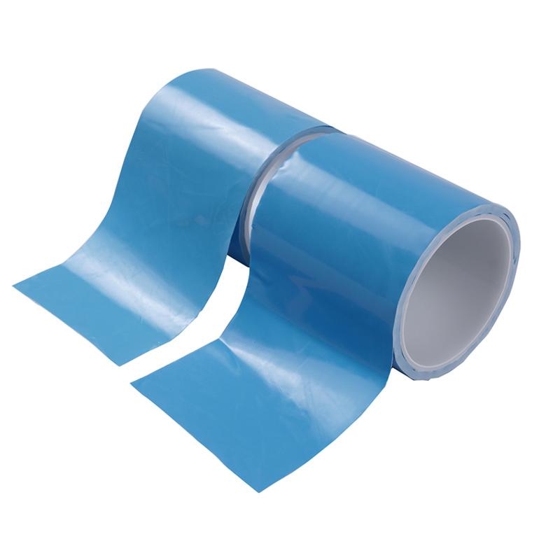 导热双面胶 蓝色卷
