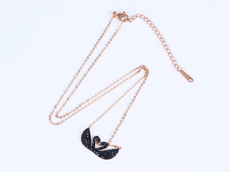 黑天鵝項鏈