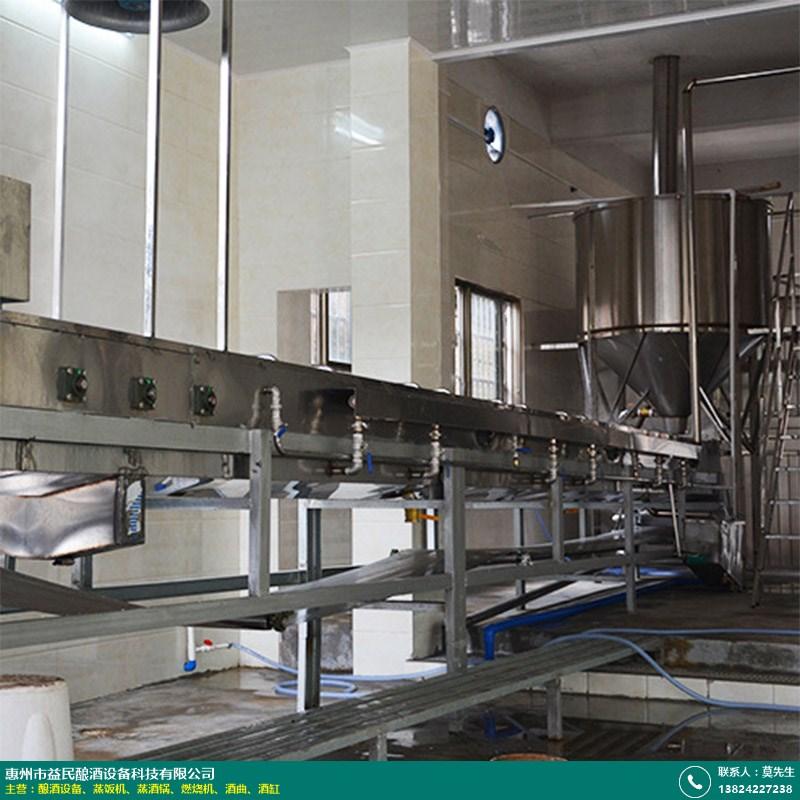 智能_錦州小型酒廠釀酒設備公司_益民釀酒
