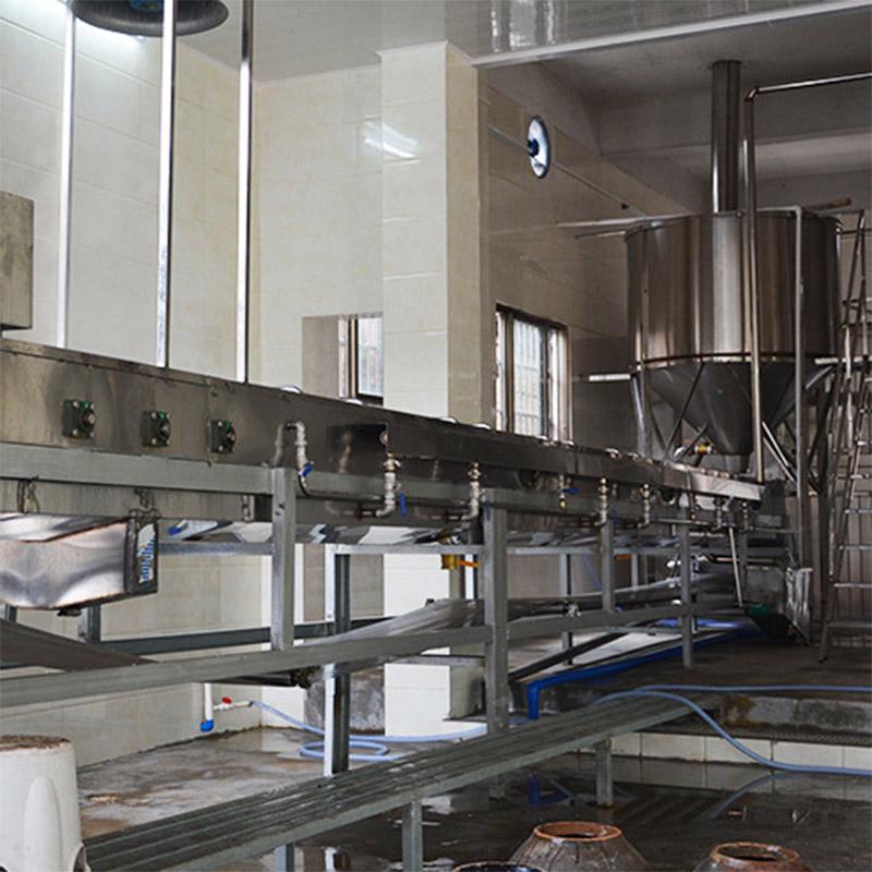 郴州自动化酿酒设备_益民酿酒_微型_优质_白酒_多功能_先进