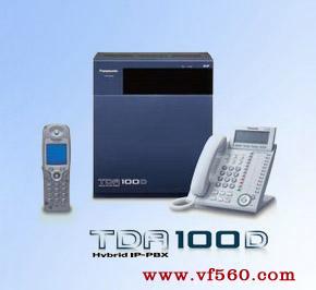 KX-TDA100D電話交換機  松下程控交換機  松下集團電話