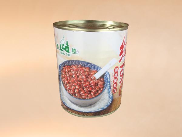 加糖蜜紅豆
