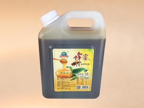 蜂蜜飲料濃漿