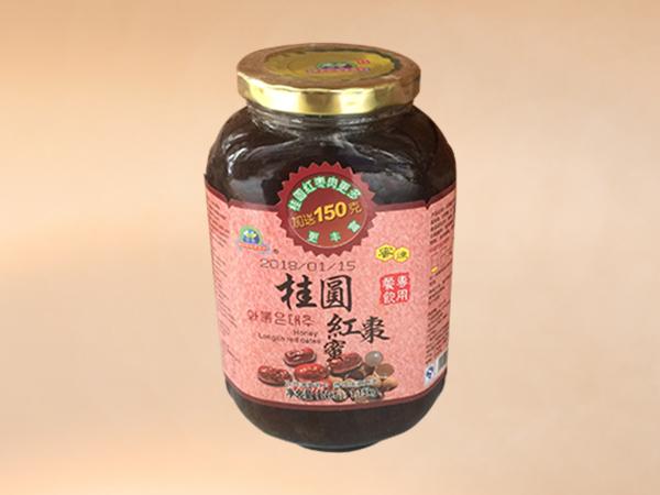 桂圓紅棗蜜