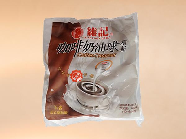 咖啡奶油球