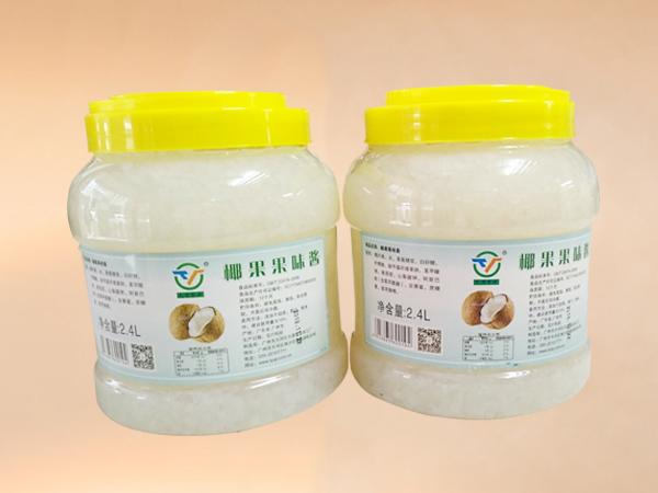 椰果果味醬2.4L