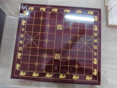 象棋木制品