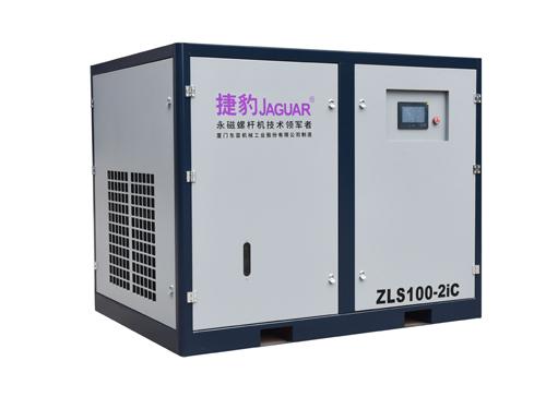 永磁變頻100HP二級壓縮機