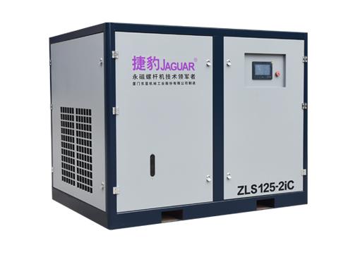 永磁變頻125HP二級壓縮機