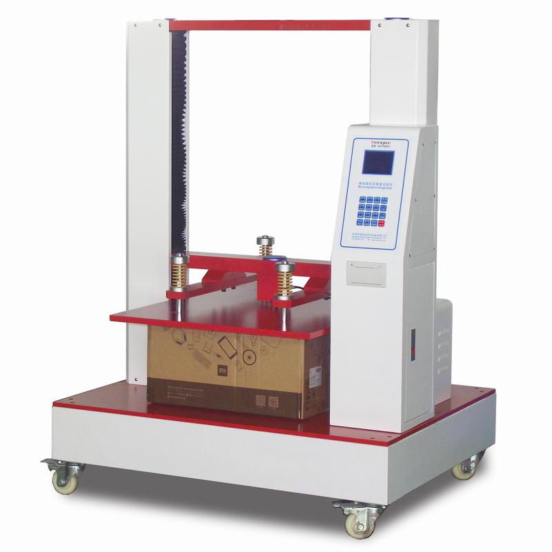 纸板耐折强度测定仪哪个好_东莞恒科仪器_胶版打样_包装抗压