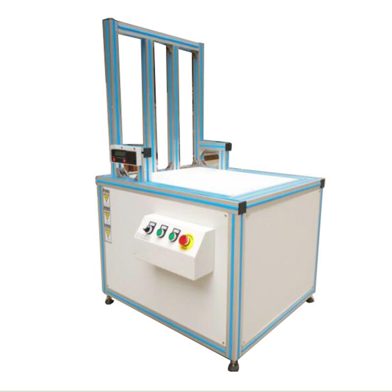 智能拉伸強度測試機采購_東莞恒科儀器_材料拉伸強度_自動平壓強度