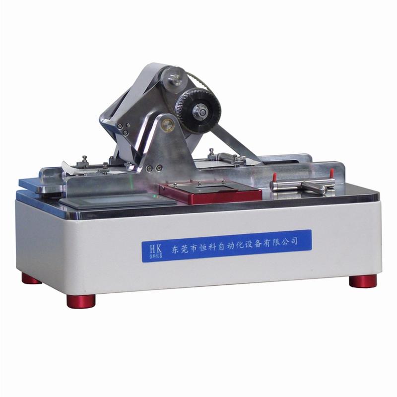 东莞恒科仪器_特本生透气度_电脑操控结合力测试机生产
