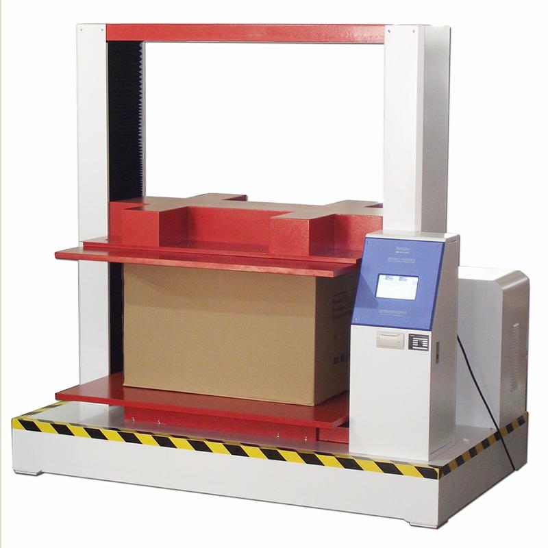 東莞恒科儀器_堆碼強度_包裝耐壓強度測定儀廠家推薦