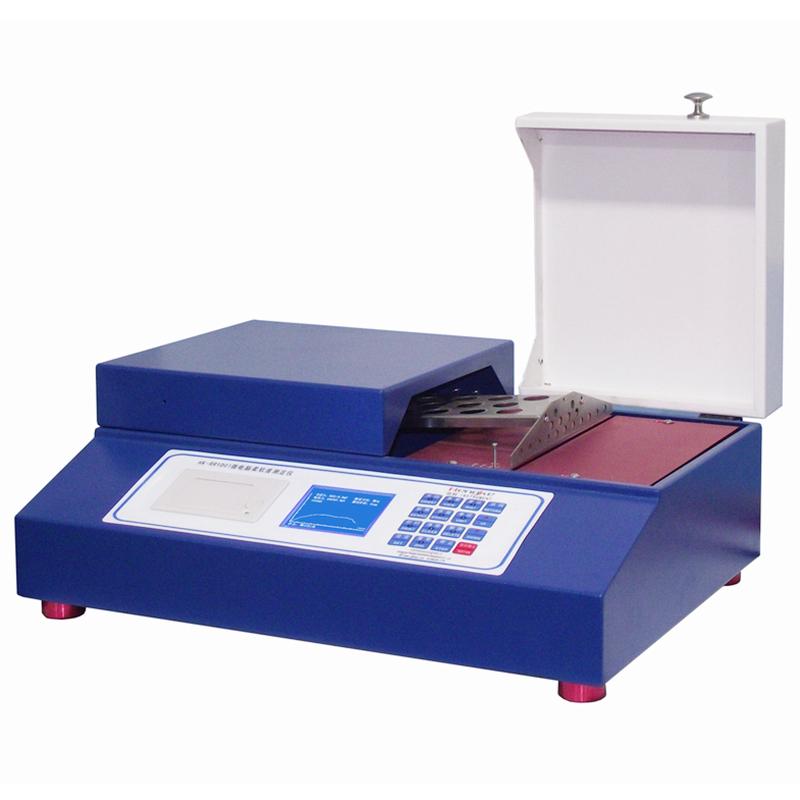 紙板耐破測定儀批發_東莞恒科儀器_紙板白度色度_自動堆碼強度