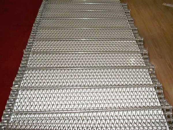 金属输送带网链