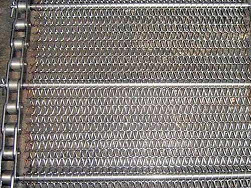 金属输送带网