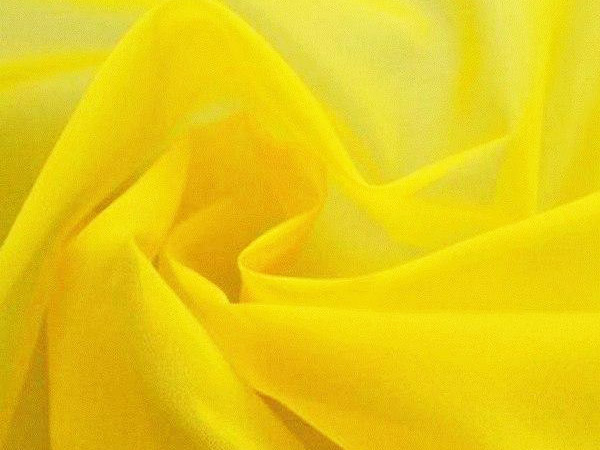 黄色丝印网纱