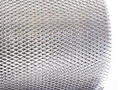 银色钛丝网