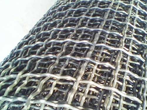 铁络铝网生产