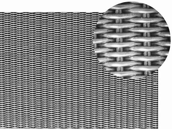 金属席型网