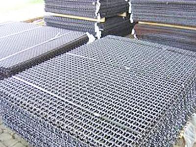 轧花网生产