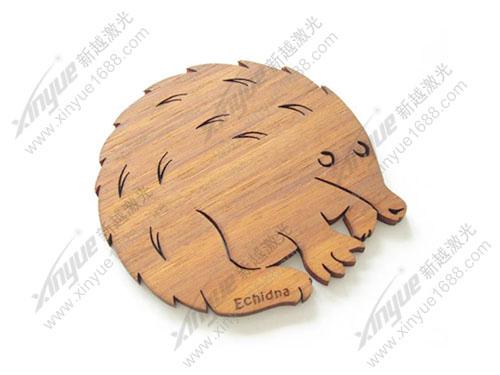 激光雕刻木制工艺品