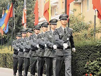 深圳保安公司 巡逻