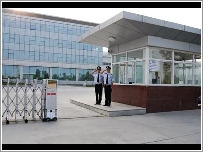 惠州保安公司 日常值班