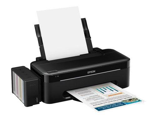 爱普生彩色打印机